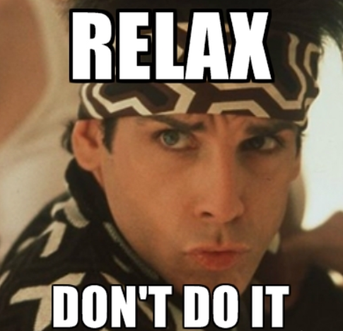 SGEM#65: Relax, Don't Do It (Top 5 List for Emergency Medicine)