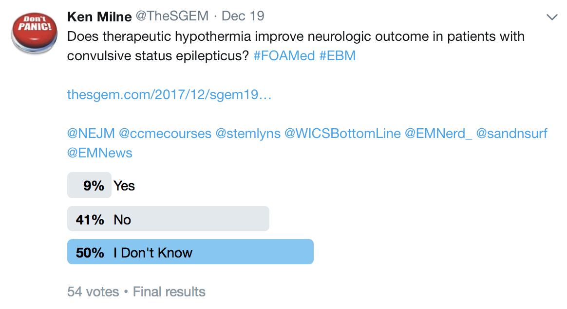 SGEM Twitter Poll #199