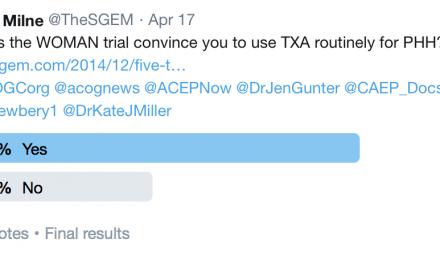 SGEM Twitter Poll #214