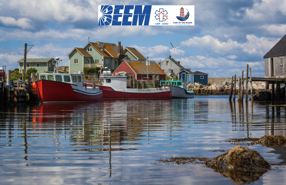 SGEM Xtra: Catch of the Day – CAEP19