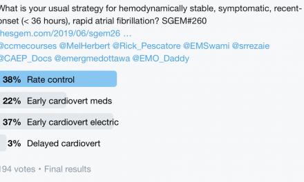 SGEM Twitter Poll #260