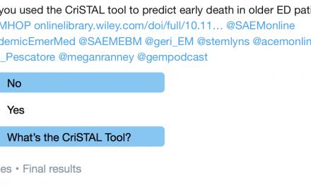 SGEM Twitter Poll #261