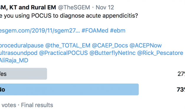 SGEM Twitter Poll #274