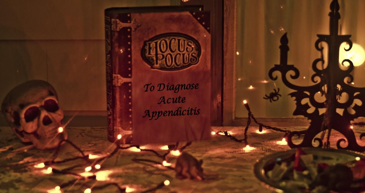 SGEM#274: Hocus POCUS for Appendicitis?