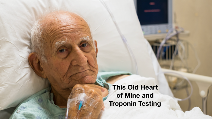 SGEM#280: This Old Heart of Mine and Troponin Testing
