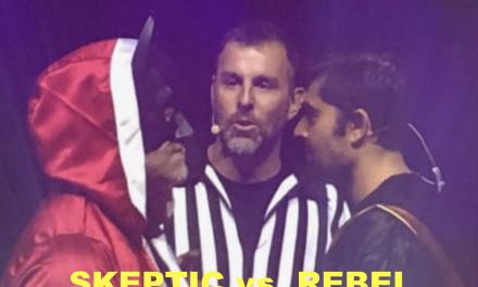 SGEM Xtra: The REBEL vs. The SKEPTIC at SMACC 2019
