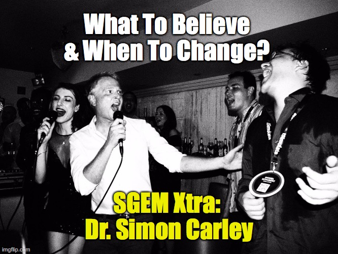 SGEM Xtra: EBM and the Changingman Memes