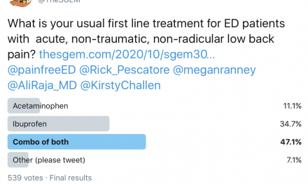 SGEM Twitter Poll #304