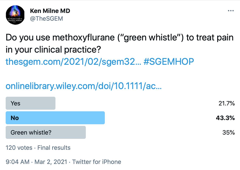SGEM Twitter Poll #320