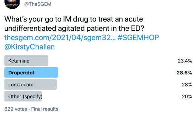SGEM Twitter Poll #328