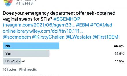 SGEM Twitter Poll #335