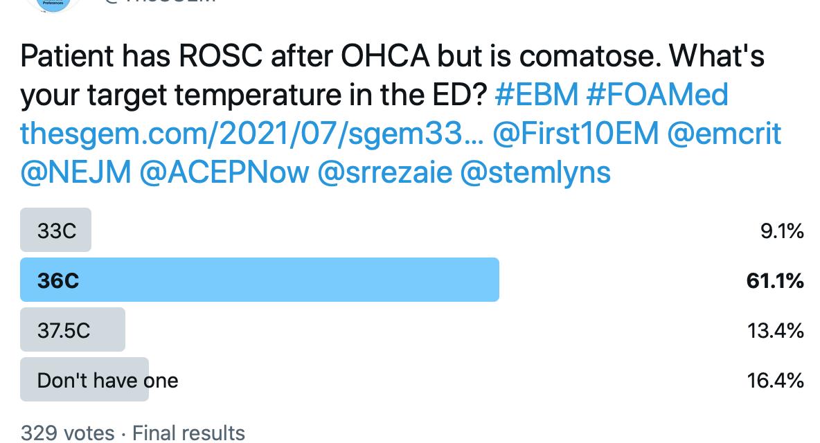 SGEM Twitter Poll #336