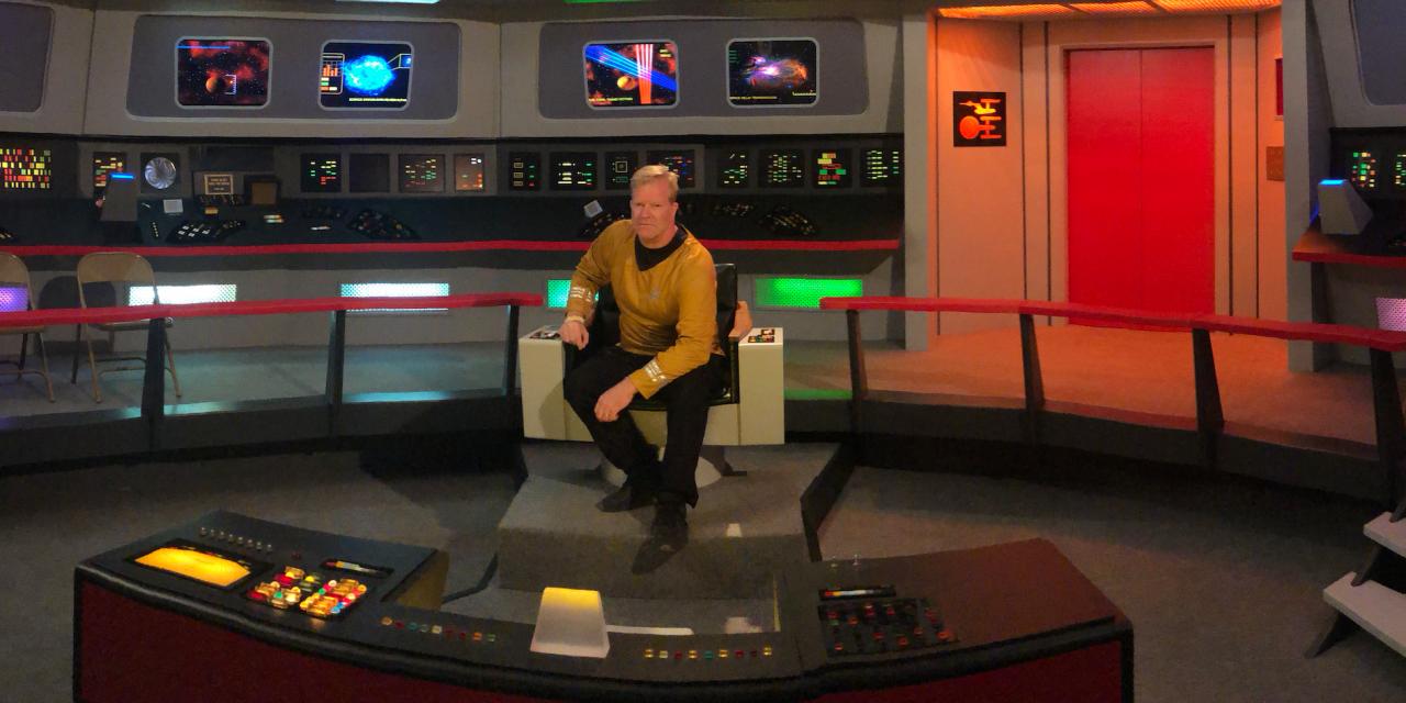 SGEM Xtra: Star Trek Made Me A Better Physician